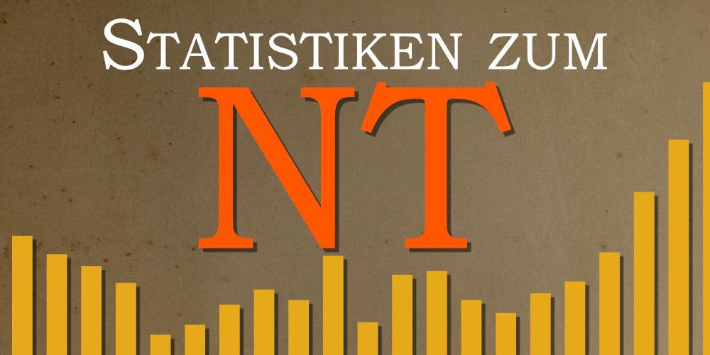 Statistiken zum NT