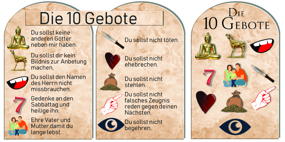 10 Gebote