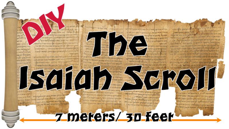 DIY Jesaja en