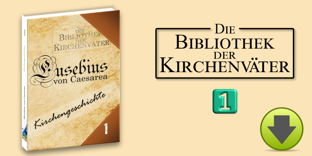 01. Eusebius Kirchengeschichte