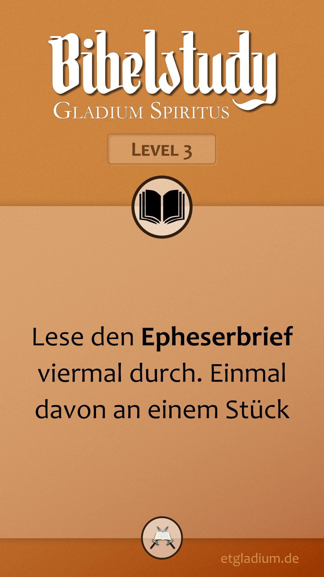 Vorlage Level 1