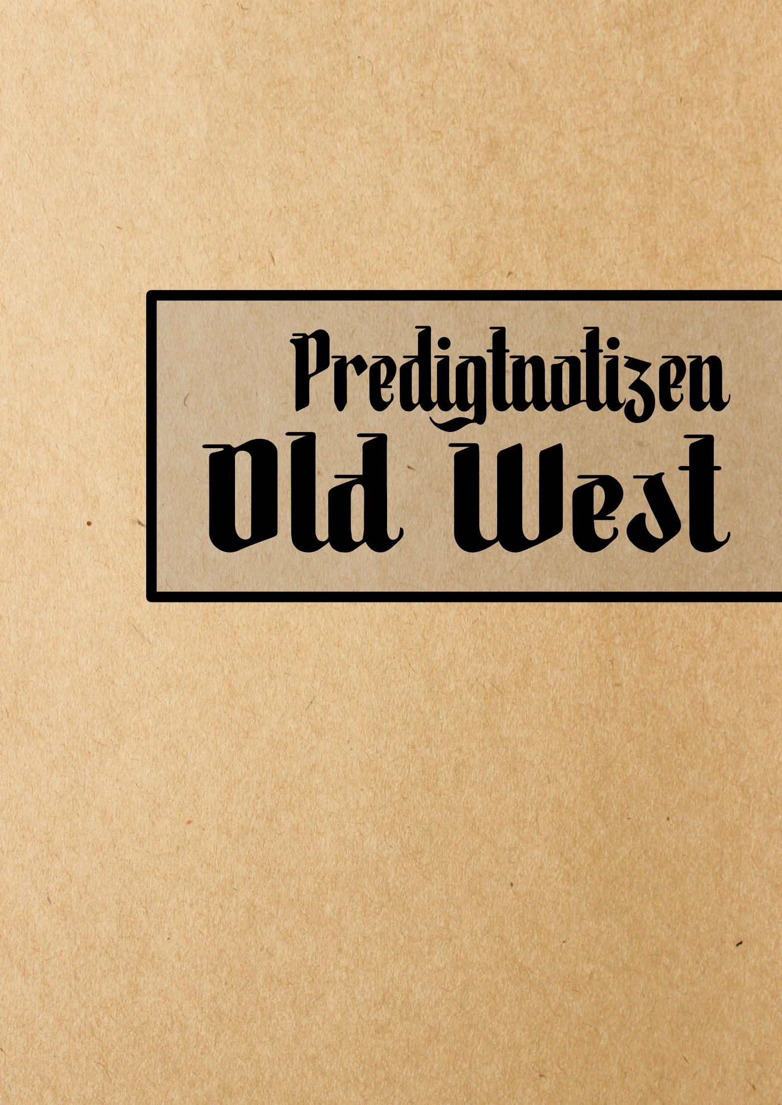 Old West Titel