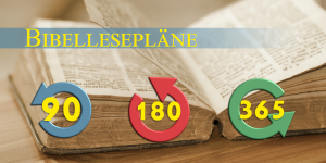 Bibellesepläne
